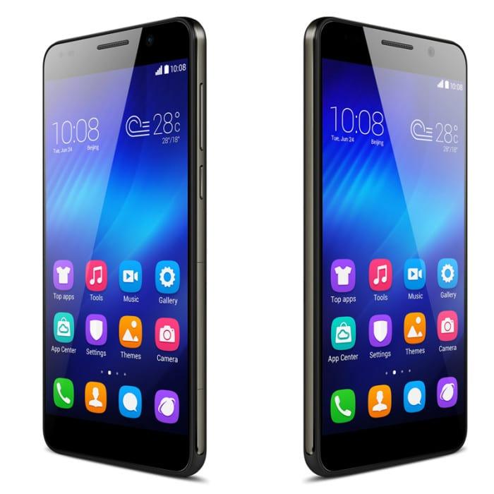 Se den nye mobiltelefon Honor 6, som er blandt verdens hurtigste 4G-smartphones