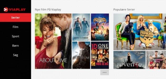 Viaplay kommer til Xbox One!