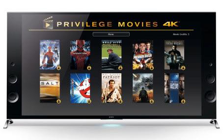 Gratis 4K film fra Sony med kampagnen BRAVIA S90