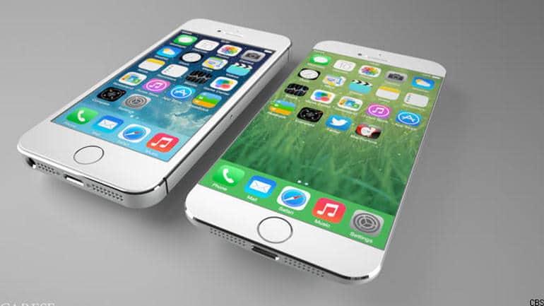 Iphone 6 åbner en verden fyldt med muligheder.