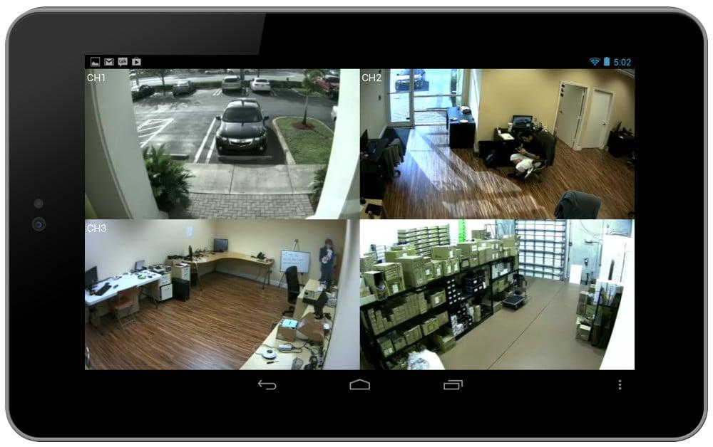 Overvågningskameraer øger sikkerheden for os