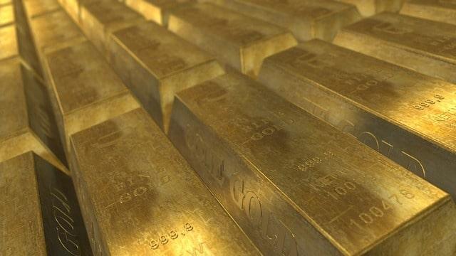 Priserne på guld er skyhøje