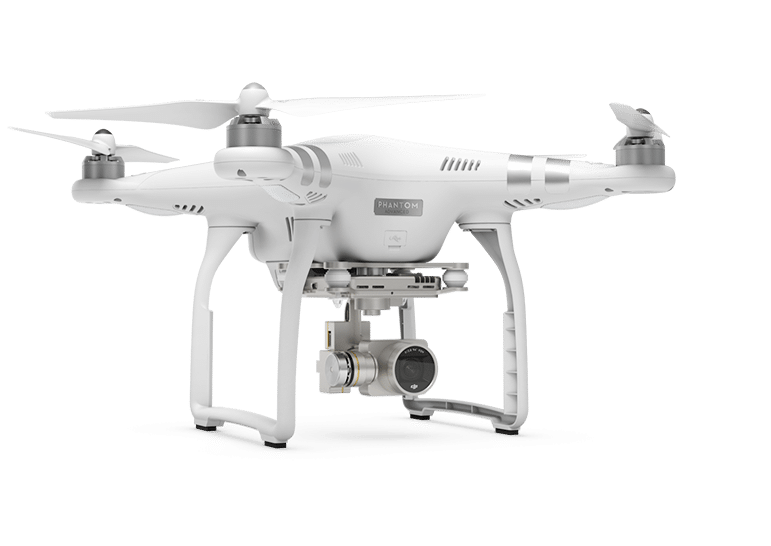 DJI Phantom3- drone med kamera