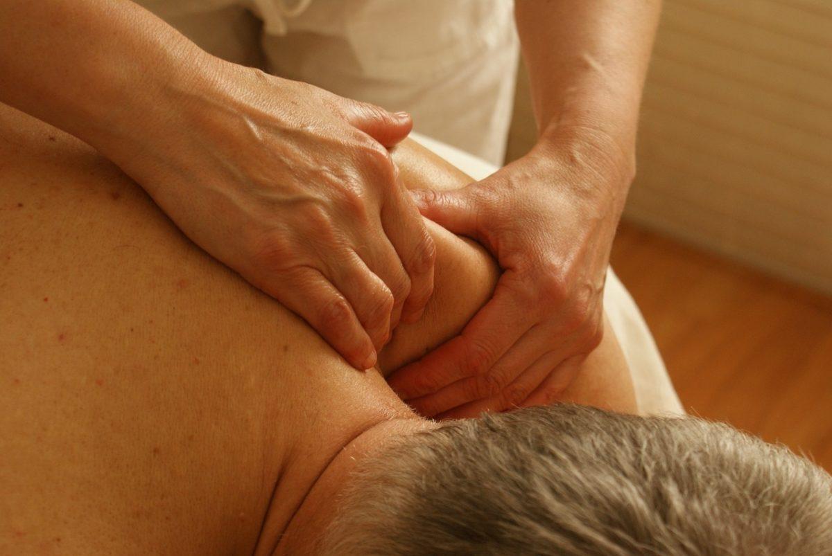 Mænd, massage og spa – not! Or what?