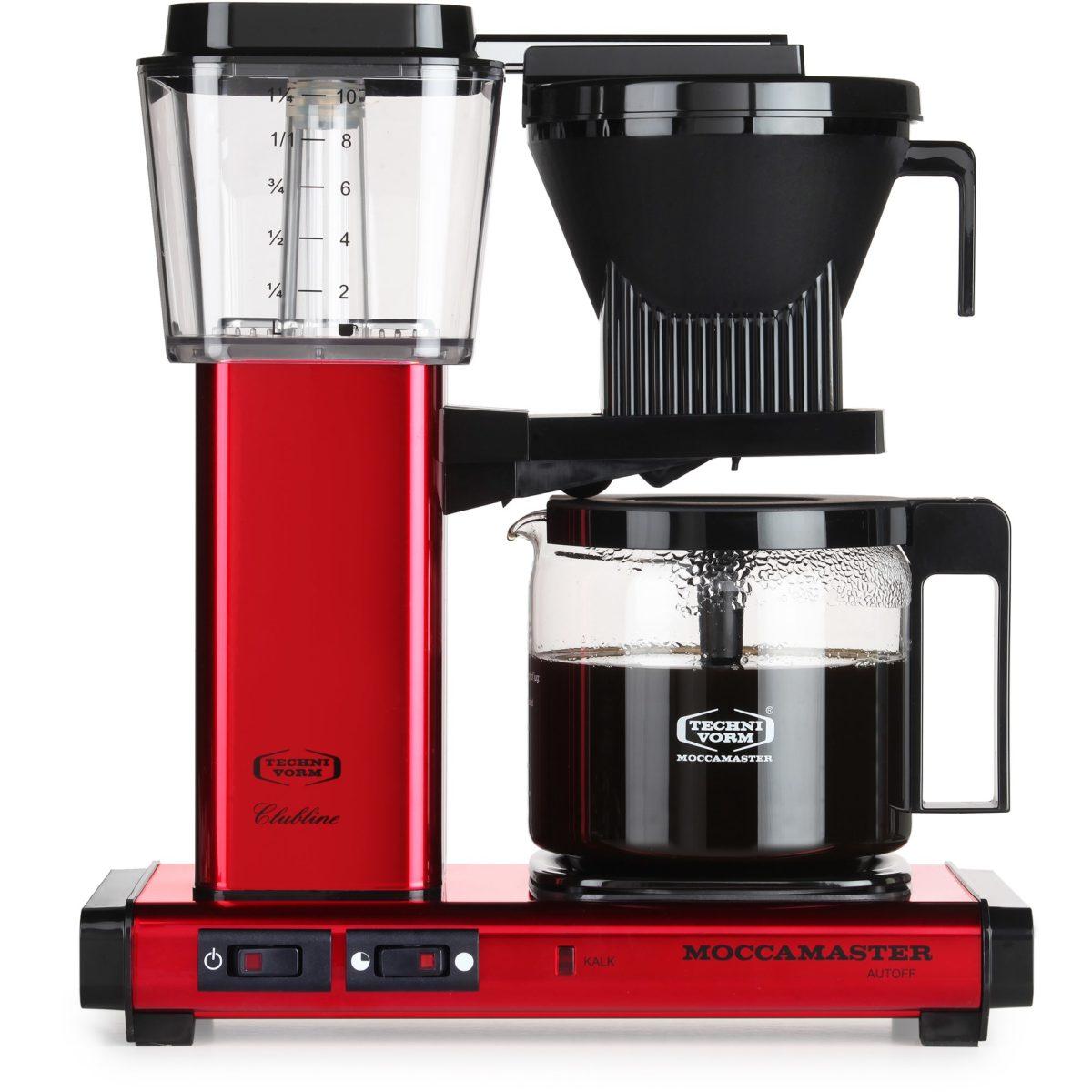 Den gode gamle kaffemaskine er på vej tilbage!
