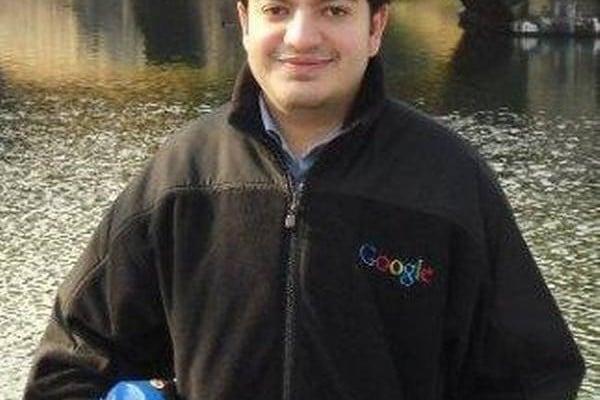 Sanmay Ved var kortvarigt den glade ejer af Google.com