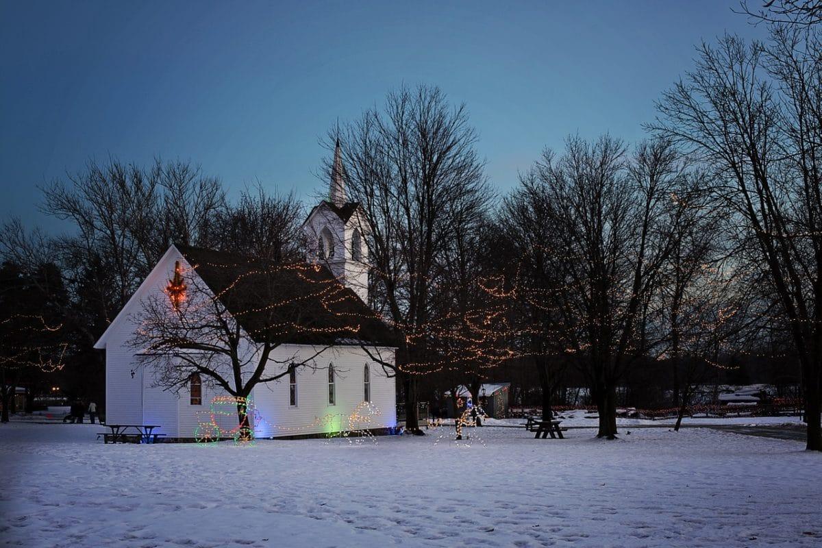 Brug LED strips til jul