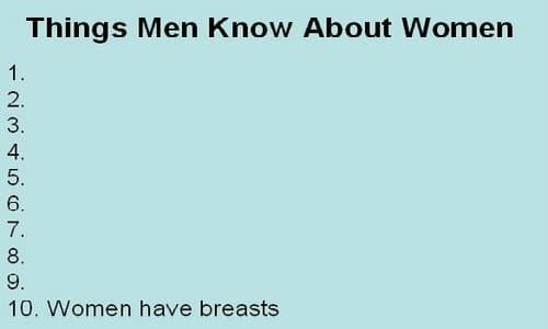 7 jokes om mænd