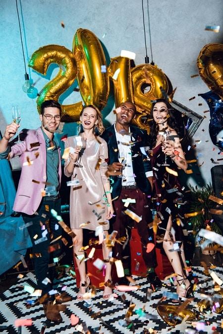 Nytårsaften – årets fest