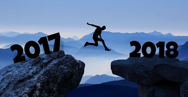 Sådan fører du dine nytårsfortsæt ud i livet