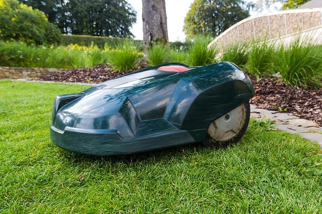 Haverobotterne klipper græsset for dig