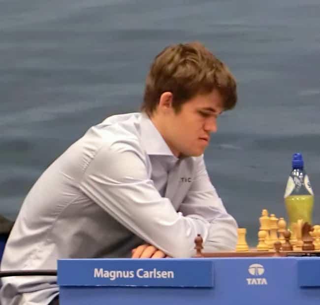 Magnus Carlsens effekt på skak