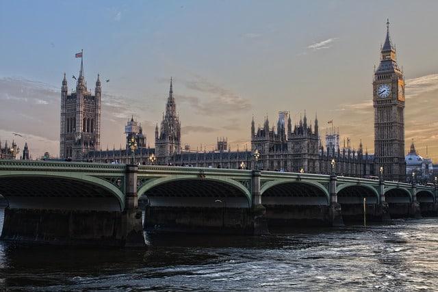 Storbyferie i London