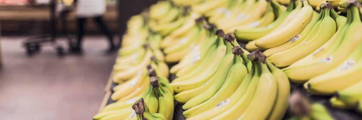Hvad vejer en banan