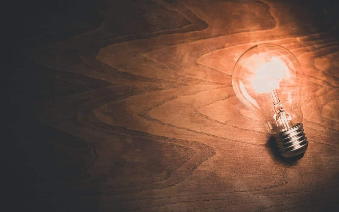 Find den rette spredningsvinkel på lys