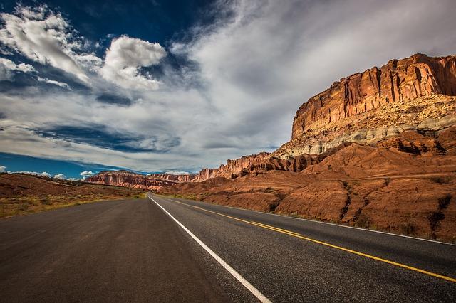 Oplev ægte frihedsfølelse på landevejene