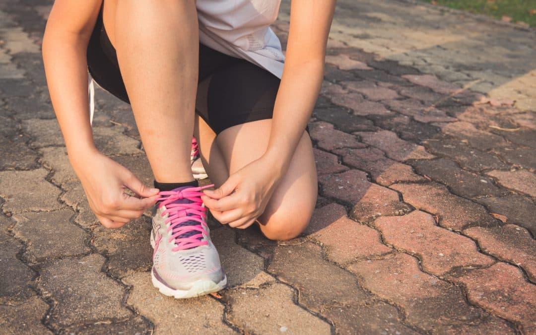 De første skridt mod en sundere livsstil