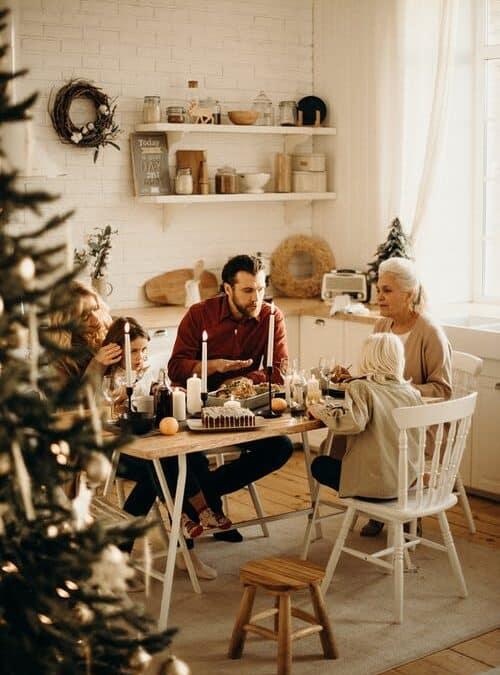 Disse ting kan din familie lave sammen op til jul