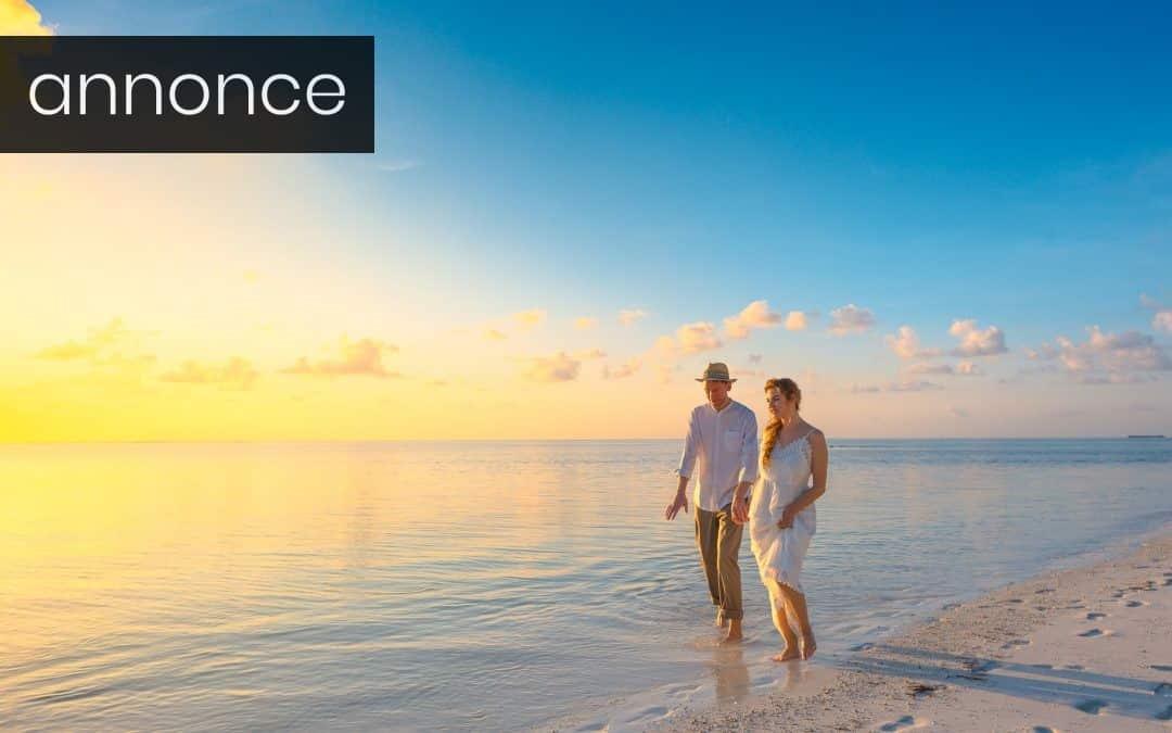 Sådan er I sikre på at få en god bryllupsrejse