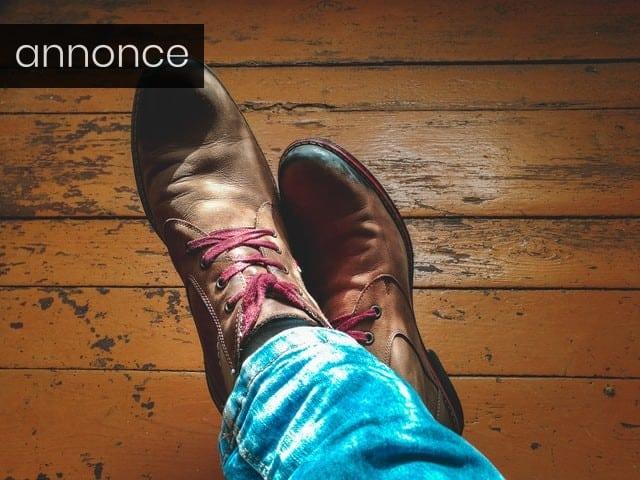 Sørg for at vælge de rette sko som senior
