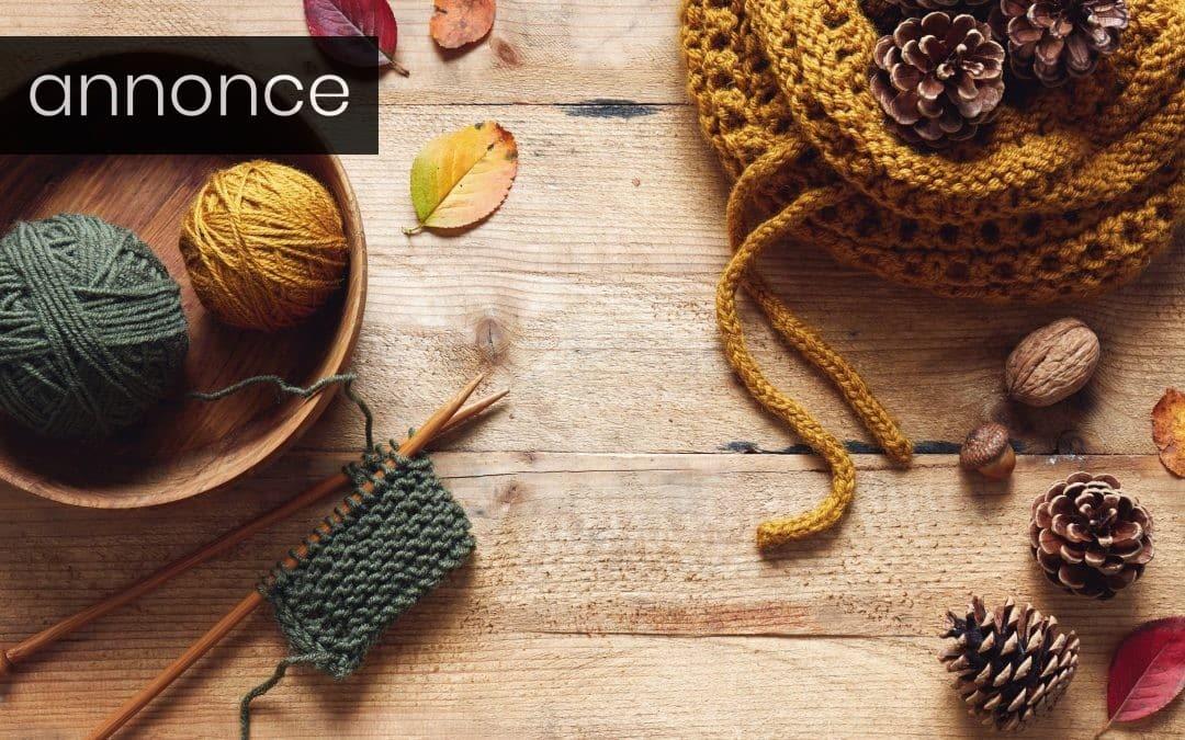 Derfor skal du bruge Sandnes garn til dit strikkeprojekt