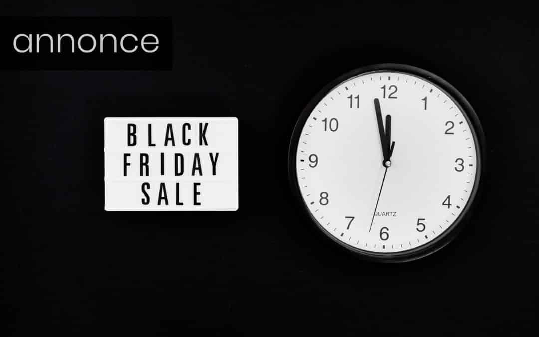 Lær mere om Black Friday
