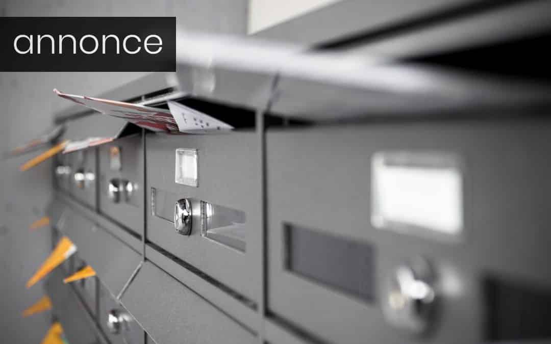 Nyheder og postkasse