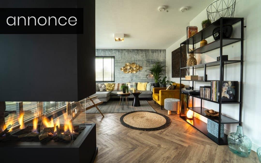 Bring varme ind i din indretning