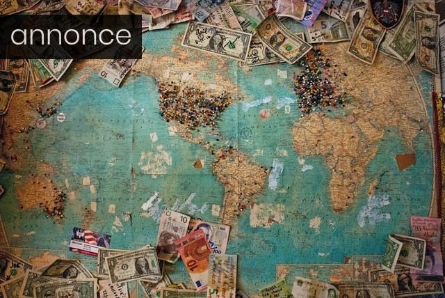 Aktier kan være din billet til flere rejser